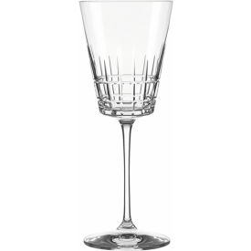 Libbey Glass N88411 Red Wine/ Water Goblet 12.75 Oz., Artistry Collection, Sixties Stella,... by