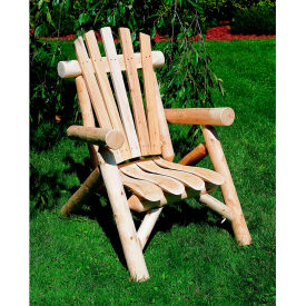 Lakeland Mills Lounge Chair - Unfinished/Natural
