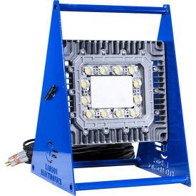 Larson Electronics EPL-BS-161M-100, Explosion Proof LED Base Stand Light