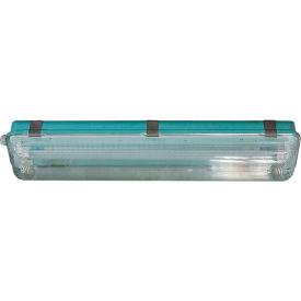 Larson Electronics GVP-24-2L-LED-1227-56K, Vapor Proof LED 2 Foot Light for Outdoor Applications
