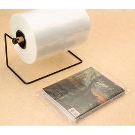 """Layflat Bags on a Roll, 16""""W x 20""""L 2 Mil Clear, 1000 per Roll"""