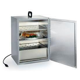 Lakeside® 113 - Food Carrier Box, 3 Shelves, Stainless Steel, 115V