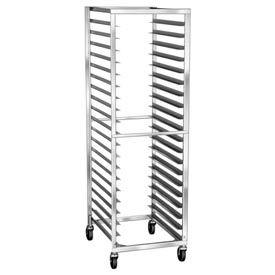 Lakeside® 135 Economy Pan Rack With Angle Ledges - 16 Pan