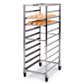 Lakeside® 155 Economy Pan Rack With Angle Ledges - 10 Pan
