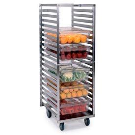Lakeside® 166 Box And Steam Table Pan Rack With Angle Ledges - 20 Pan