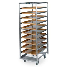 Lakeside® 183 Standard Pan Rack With Recessed Casters - 12 Pan