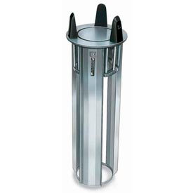 """Lakeside® 1942, Round Open Drop-In Plate Dispenser - 10"""" To 13-1/4"""" Plates"""