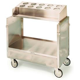 Lakeside® 403, Standard Tray And Silver Cart