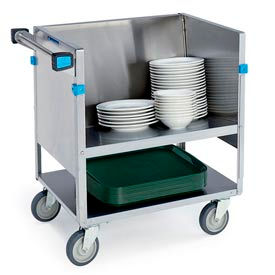 "Lakeside® 405 Open Store N Carry Dish Truck - 66 9"" Plates, 100 7"" Plates"
