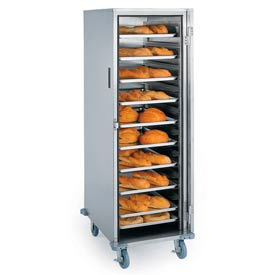 Lakeside® 6533 Stainless Steel Transport Cab With Ledges - 9 Tray