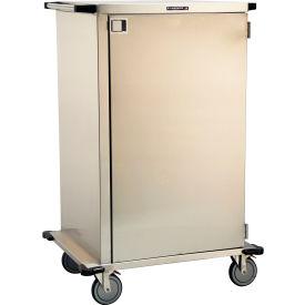 Lakeside® 6932 1 Door Stainless Steel Case Cart - 36 x 29 x 54