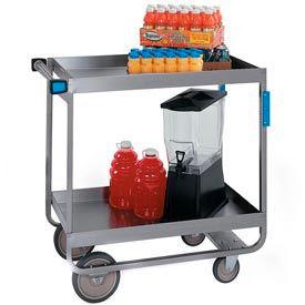 Lakeside® 727 HD Deep Shelf Stainless Steel Cart 38 x 22-1/4 x 37-1/4 700 Lb Cap