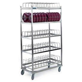 Lakeside® 897 Dome Drying Rack - 60 Capacity