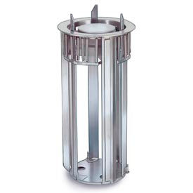 """Lakeside® 912, Round Open Drop-In Plate Dispenser - 4-1/4"""" To 7-1/2"""" Plates"""