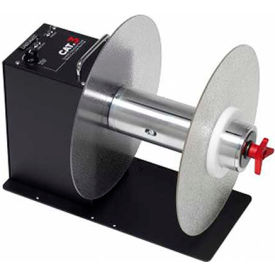 """LABELMATE Automatic Label Rewinder For Up To 8-1/2"""" W x 12"""" Diameter, 3"""" Core Rolls"""