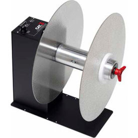 """LABELMATE Automatic High Torque Label Rewinder For Up To 8-1/2"""" W x 16"""" Dia. 3"""" Core Rolls"""