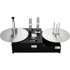 """LABELMATE RRR-330 Reel-to-Reel Rewinder For All Labels Up To 6""""W x 13"""" Dia. 3"""" to 1-4"""" Core Rolls"""