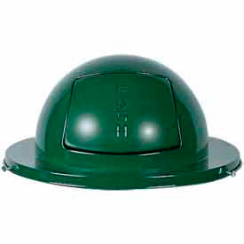 22/30 Gallon Drum Dome Lid - Green