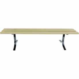 6 Ft. Pine Bench Without  Back