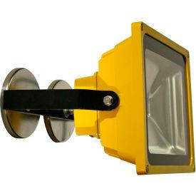mag battery powered portable hd led flood light 30w magnet mount. Black Bedroom Furniture Sets. Home Design Ideas