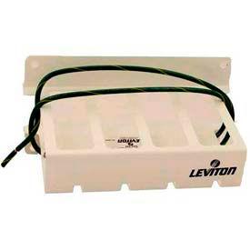 Leviton 3950-Bkt Surge Module Adapter Bracket - Min Qty 6