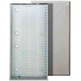 Leviton 47605-28w Smc 280 Structured Media Enclosure With Cover, White - Min Qty 2
