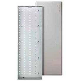 Leviton 47605-42w Smc 420 Structured Media Enclosure With Cover, White - Min Qty 2
