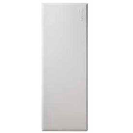 Leviton 47605-F42 Structured Media Center, Series 420 Flush-Mount Cover, White - Min Qty 3