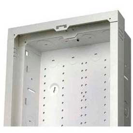 Leviton 47612-42b Structured Media Center Extender Bracket For 420 Series, White - Min Qty 3