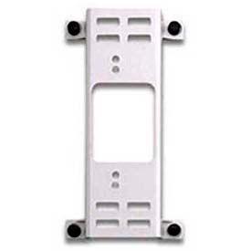 Leviton 47612-Dbk Data Plastic Bracket, White - Min Qty 5