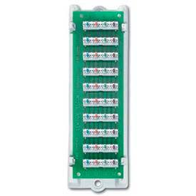 Leviton 47689-B 10-110 Connector On Plastic Bracket - Min Qty 3