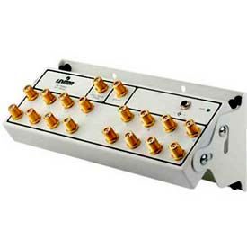 Leviton 47693-16P 1x16 Premium Amplified CATV Module