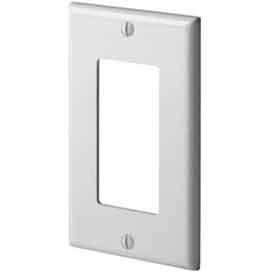 Leviton 80401-NW 1-Gang Decora/GFCI Device Decora, Standard, White