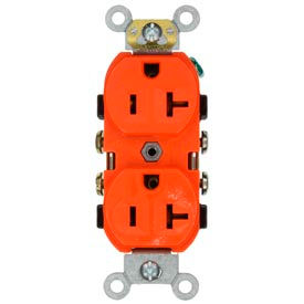 Plugs & Receptacles | Straight Blade Devices | Leviton CR20 ... on