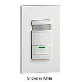 Leviton Ods15-Idt Decora Passive  Wall Switch Occu Sensor, Self-Adjusting, Light Almond-Min Qty 3