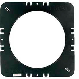 Leviton Pcc55-Kit Pre-Construction Kit For 6.5-Inch In-Ceiling Speakers, Black - Min Qty 5