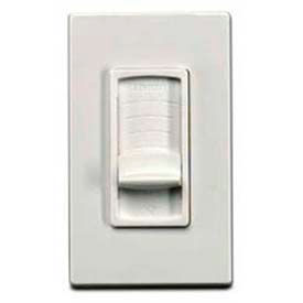 Leviton Sgvsm-00w Decora Strauss Transformer-Free Impedance Matched Volume Control, White -Min Qty 2