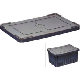 LewisBins Snap-On Lids For Conductive Divider Boxes Fits DC3000 Series