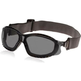 Sector Hybrid Safety Glasses, Smoke