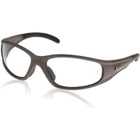 Strobe Safety Glasses, Bulk Packaged, Clear - Pkg Qty 12