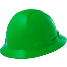 Lift Safety HBFE-7G Briggs 4-Point Suspension Hardhat, Green by