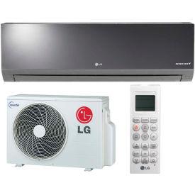 LG Art Cool™ Mirror Single-Zone Duct-Free Split System, 18200 BTU Cool 22000 BTU Heat