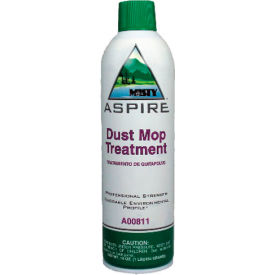 Misty® Aspire Dust Mop Treatment, 16 oz. Aerosol Can, 12 Cans - 1038049