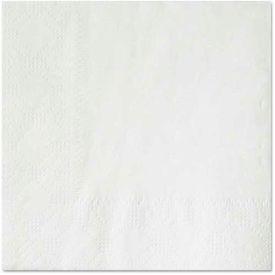 "Hoffmaster® HFM180300, Cocktail Napkins, 10""W x 10""D, White, 1000/Carton"