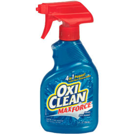 Oxiclean® Max-Force Stain Remover, 12 Oz. Trigger 12/Case - CHU5703751244CT