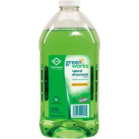 Clorox Green Works Natural All-Purpose Cleaner, 64 oz. Bottle, 6 Bottles - 00457
