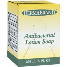 Boardwalk Antibacterial Lotion Soap Floral Balsam, 800mL Box 12/Case - BWK8200CT