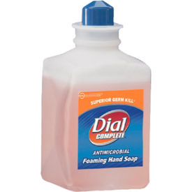 Dial Antimicrobial Foam Hand Soap Refill Original, 1000mL 6/Case - DPR00162