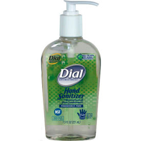 Dial Instant Hand Sanitizer with Moisturizers - 16-oz. Bottle