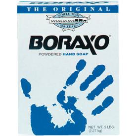 Boraxo Powdered Original Hand Soap Unscented, 5 Lbs. Box 10/Case - DPR02203CT